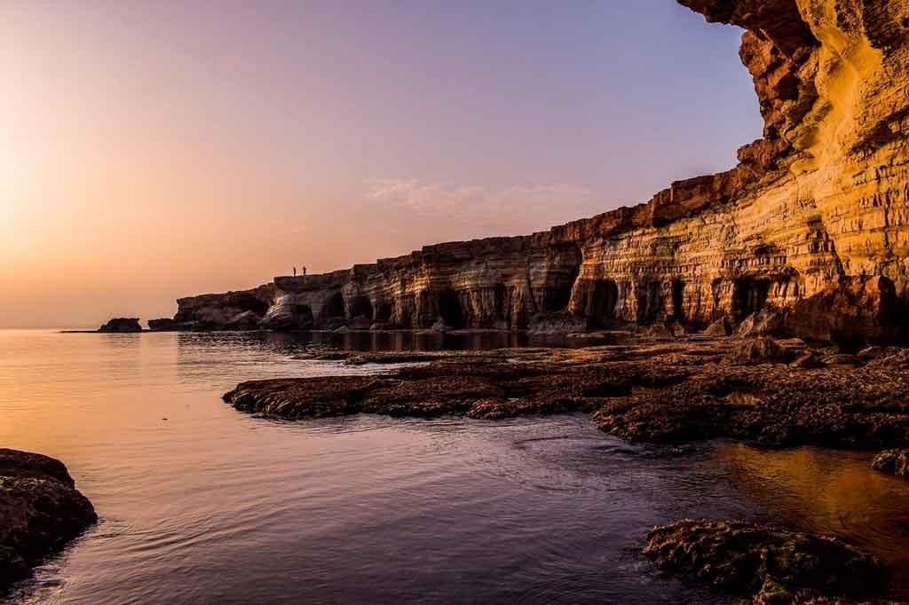 Verão na Europa Chipre