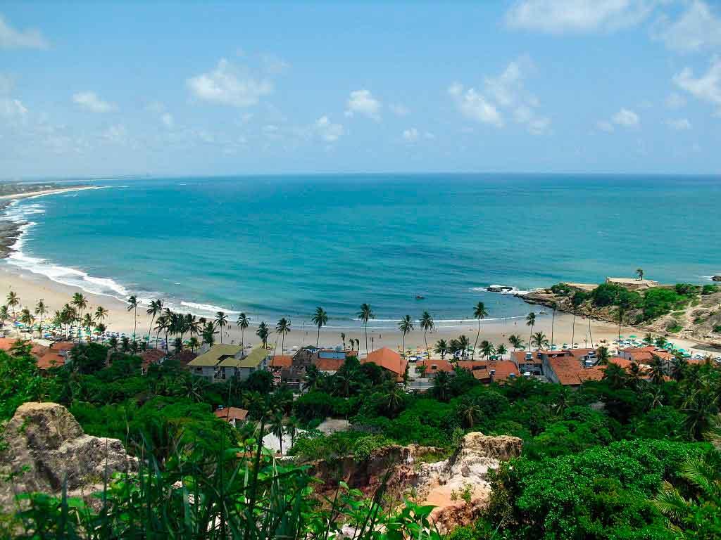 Cabo de Santo Agostinho praia de Gaibu