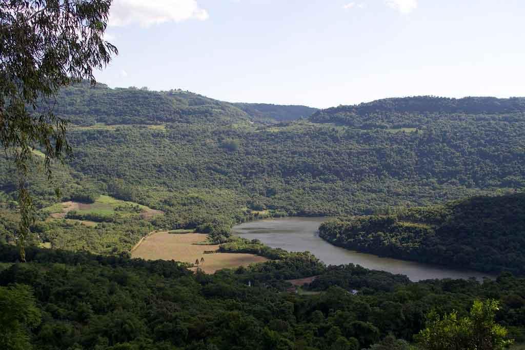 Cidades do Rio Grande do Sul onde fica