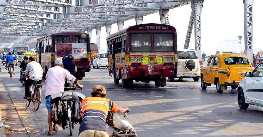 Lugares exóticos Calcutá