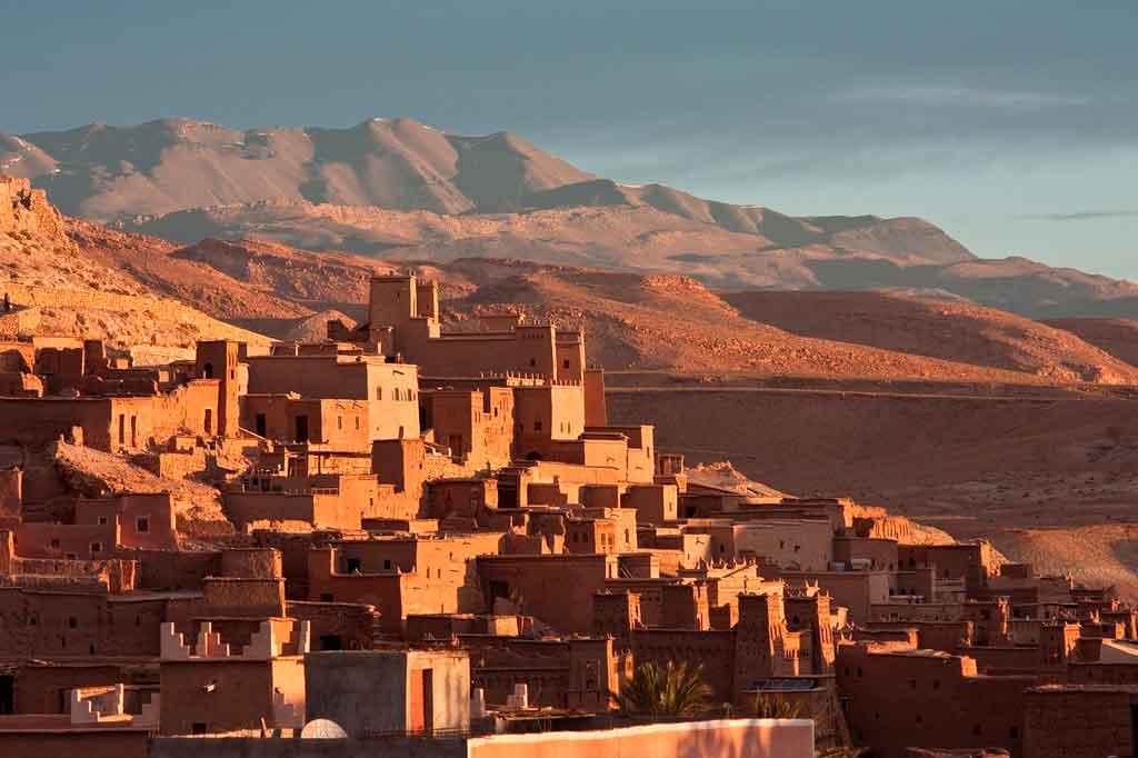 Lugares exóticos marrocos