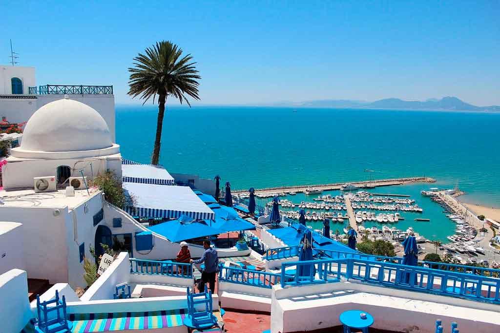 Lugares exóticos tunisia