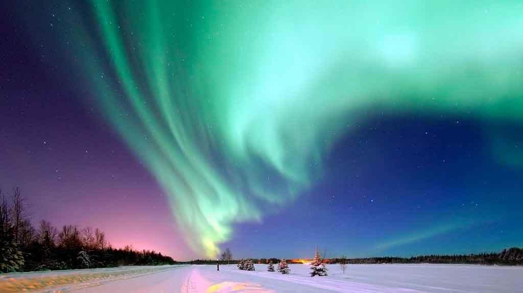 Lugares mais frios do mundo Alaska