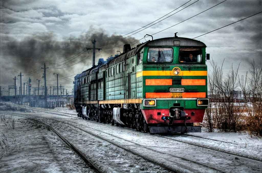 Lugares mais frios do mundo Rússia