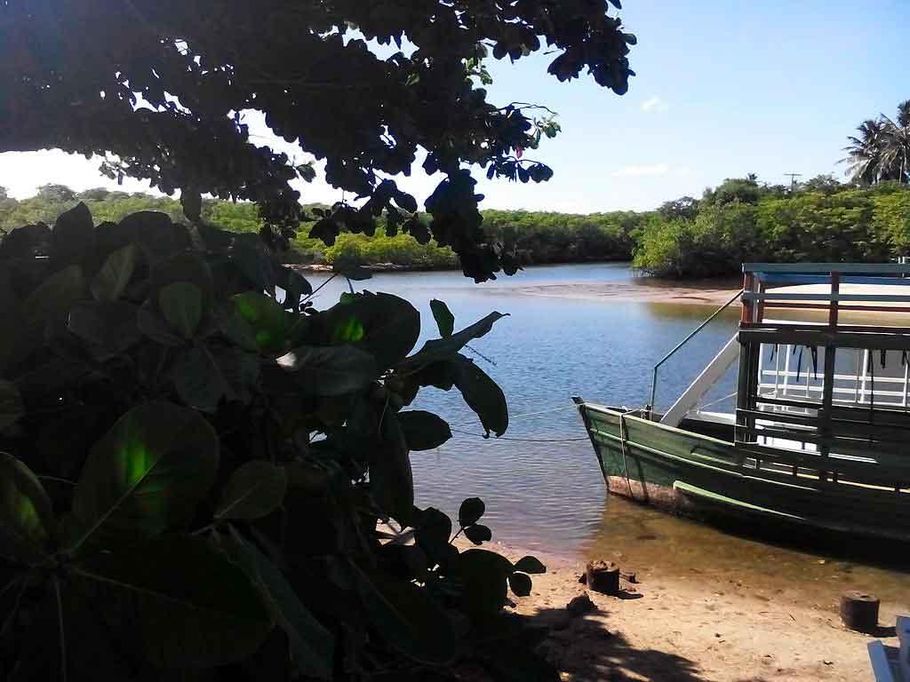 Pontos turísticos de Alagoas Jequiá da Praia