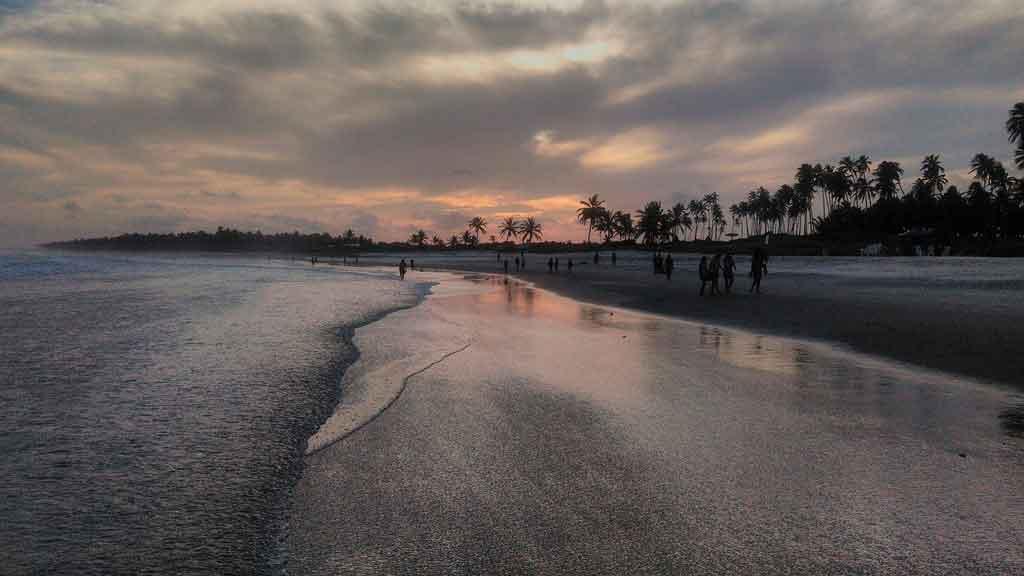 Pontos turísticos de Alagoas Praias de Alagoas