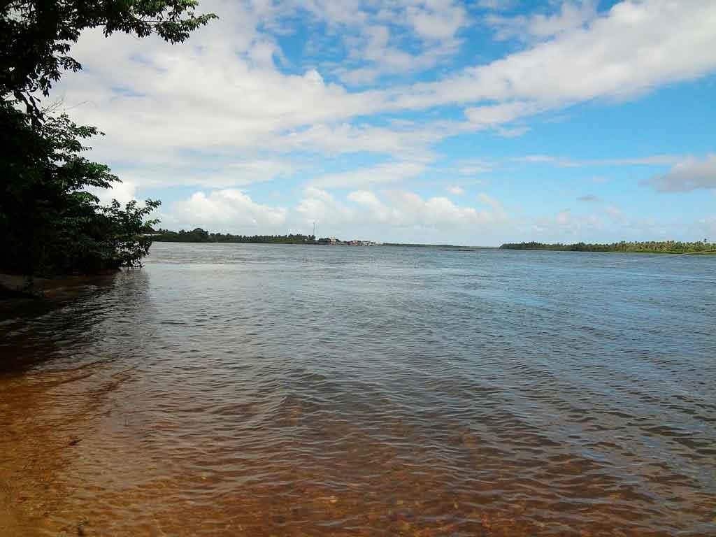 Pontos turísticos de Alagoas Rio São Francisco