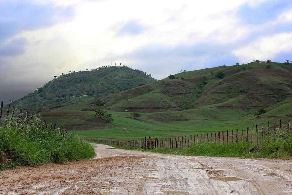 Pontos turísticos de Alagoas Serra da Barriga