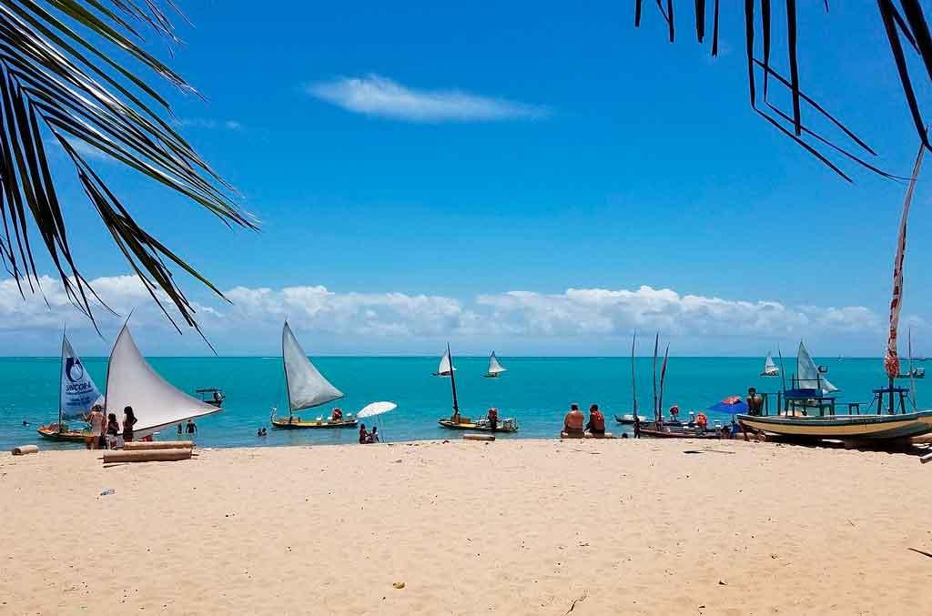 Praias de Alagoas quantas praias