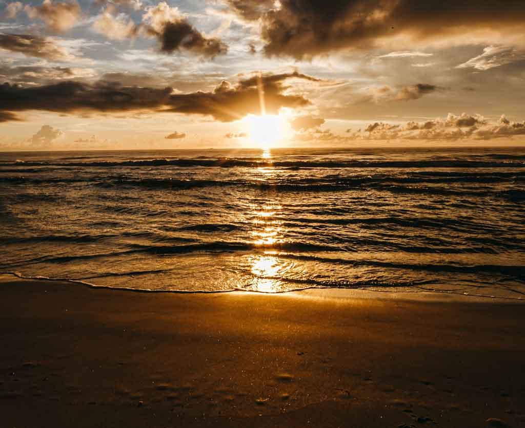 Praias de Itanhaem praia dos pescadores