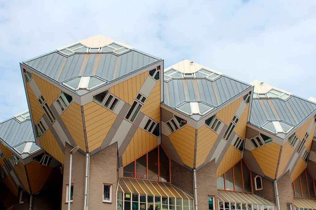 Rotterdam Holanda como ir