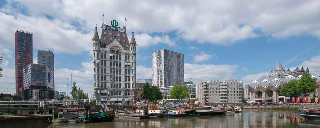 Rotterdam Holanda em que pais fica