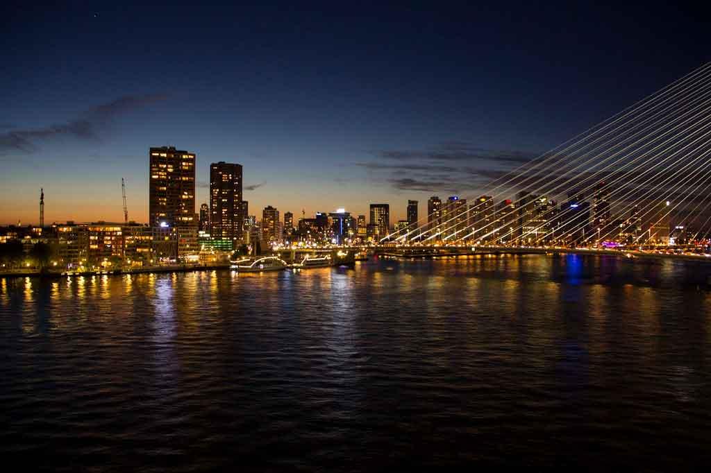 Rotterdam Holanda onde ficar