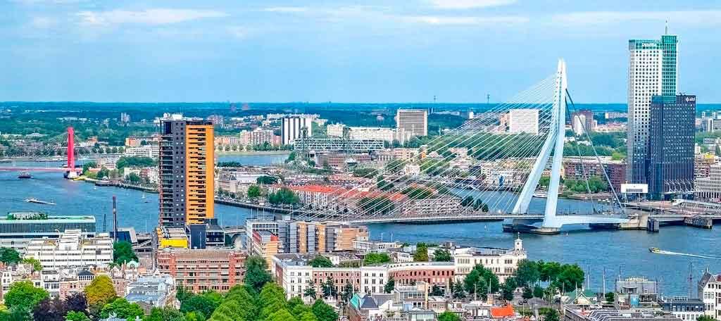 Rotterdam Holanda quantos habitantes