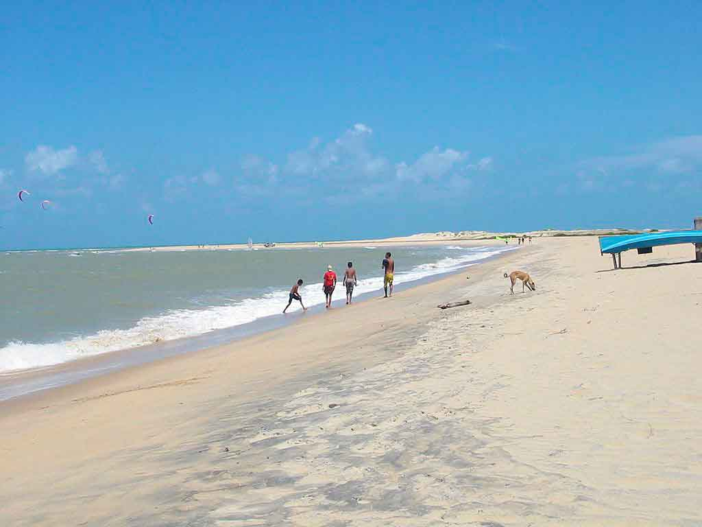 São Miguel do Gostoso praias