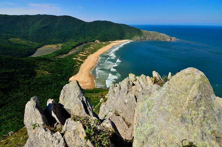 Praias desertas: Praia Lagoinha do leste