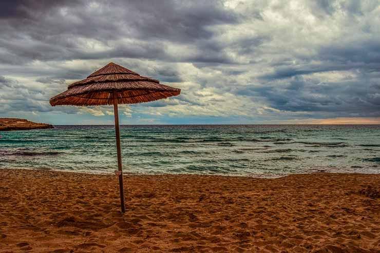 o que são Praias desertas