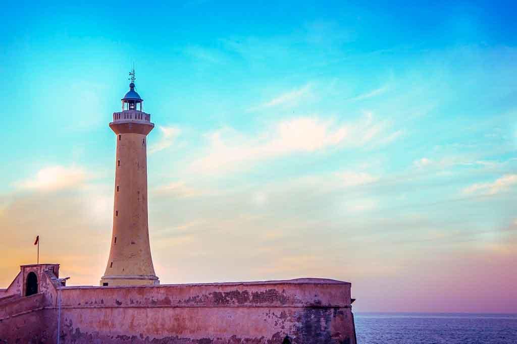 Como chegar a Rabat?