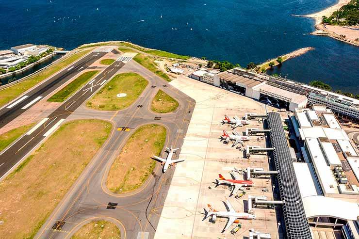 Aeroporto de Guarulhos: Vai chegar ou sair?
