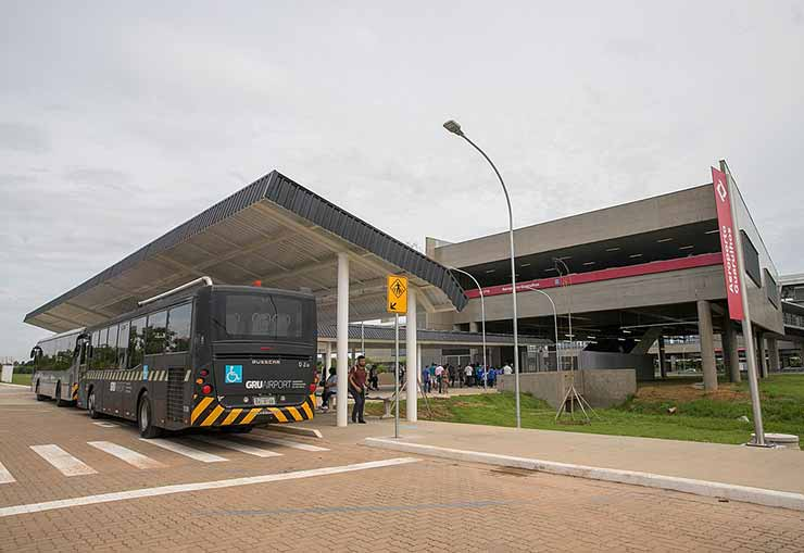 Qual é o nome do Aeroporto de Guarulhos