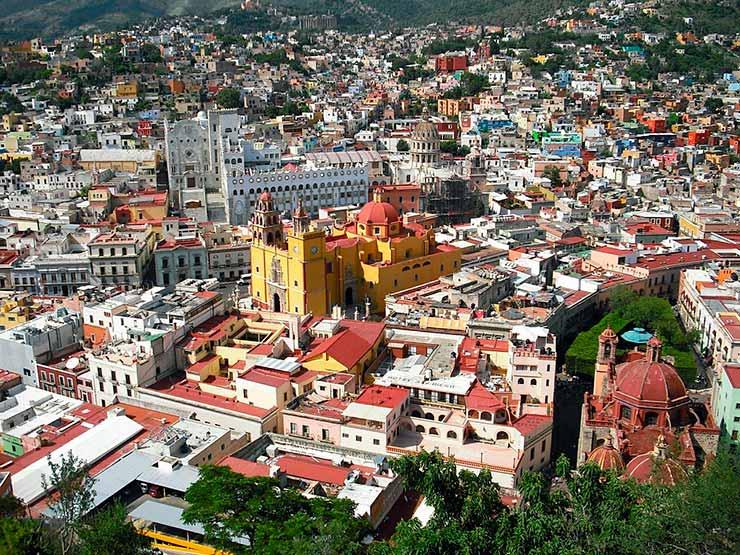 Maiores cidades do mundo: Cidade do México