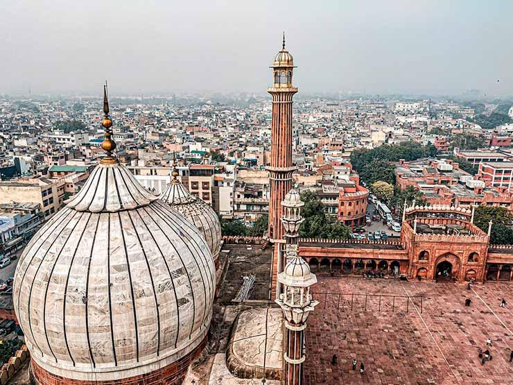 Maiores cidades do mundo: Delhi