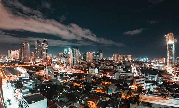 Maiores cidades do mundo: Manila