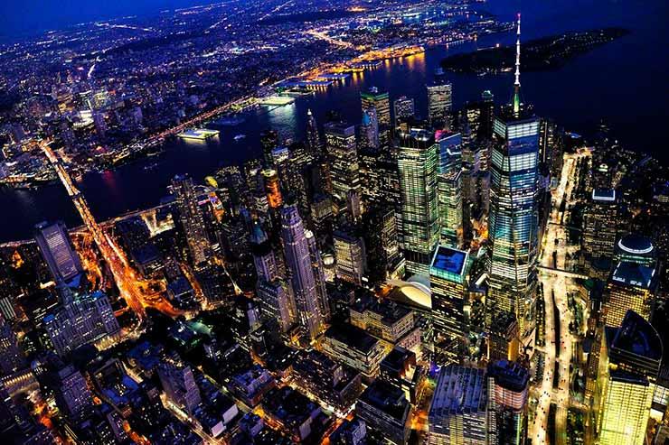 Maiores cidades da América