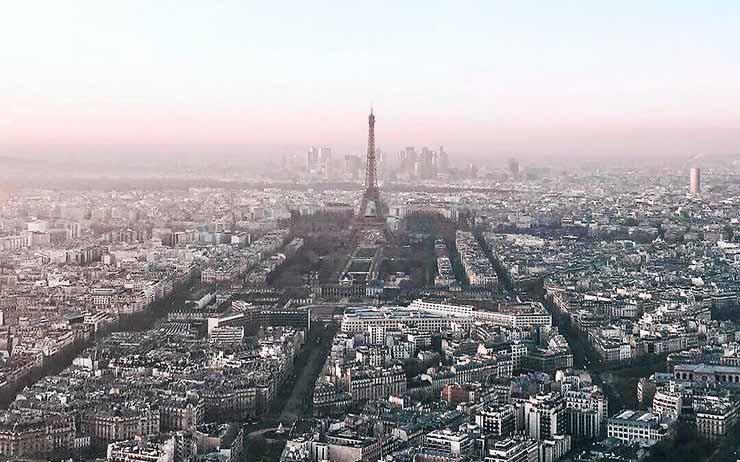 Cidades mais importantes do mundo