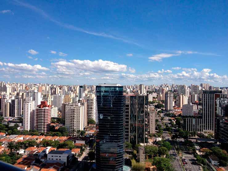Maiores cidades do mundo: São Paulo