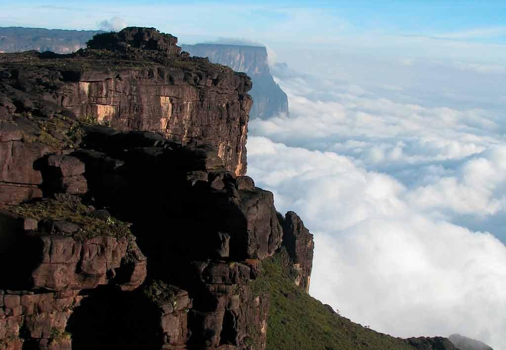 Como subir ao Monte Roraima