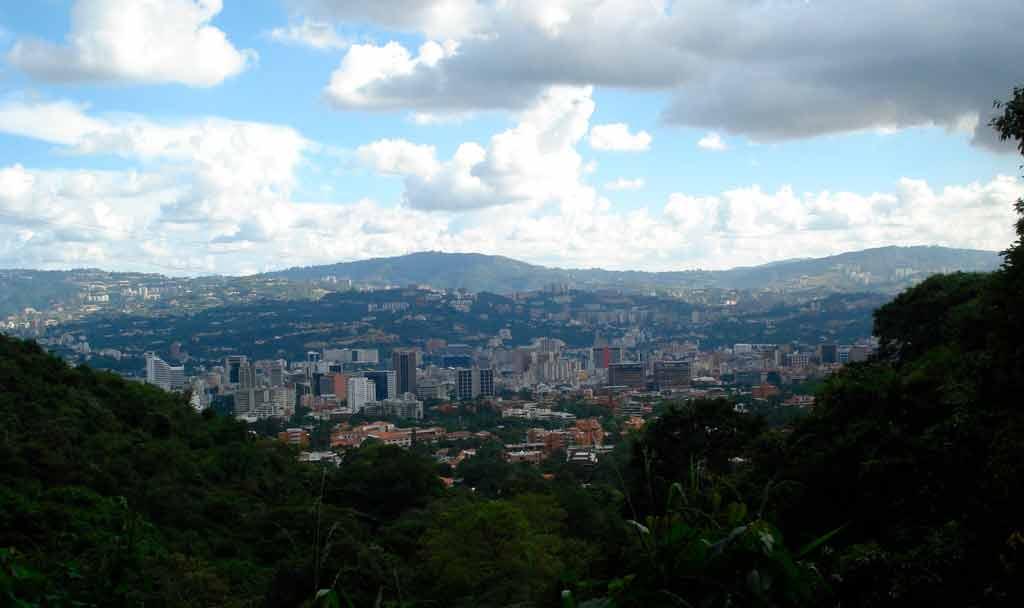 Em qual cidade fica Monte Roraima