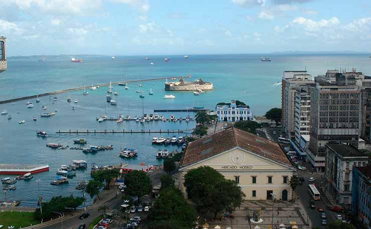 Praia do Forte, Bahia onde fica