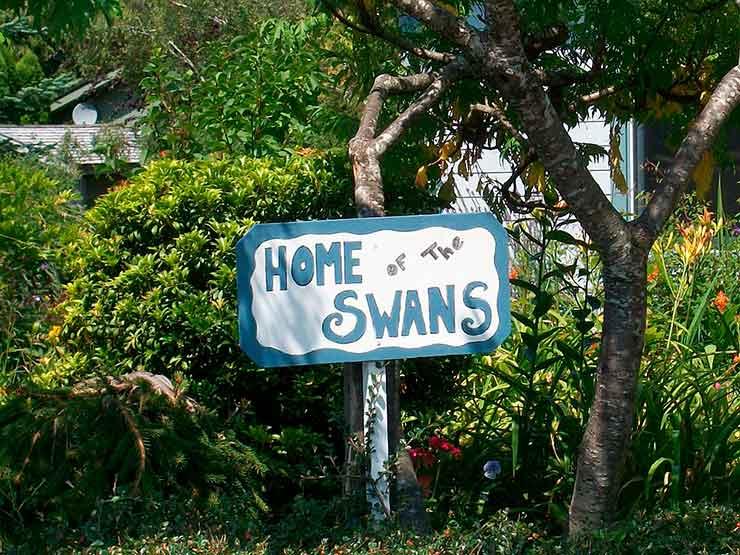 Casa dos Swan
