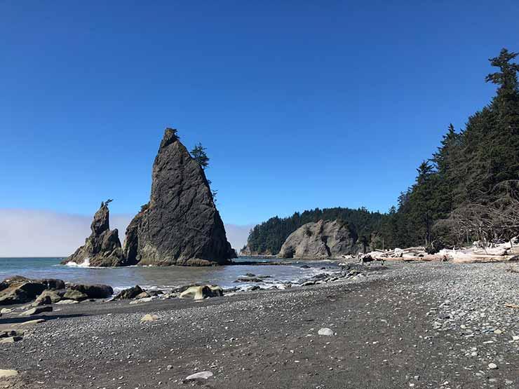 Forks, Washington: La Push