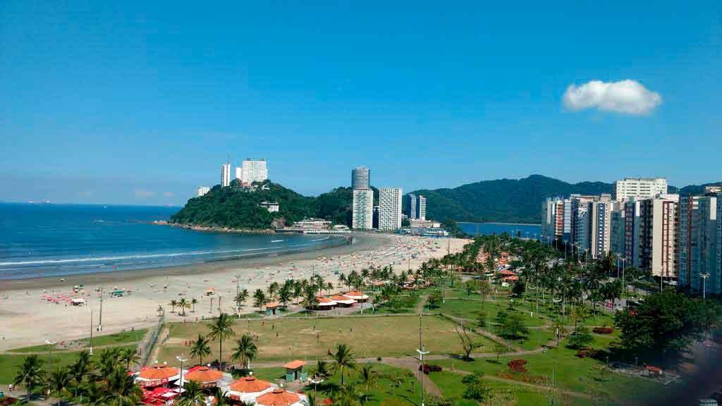 Maiores cidades do Brasil em extensão