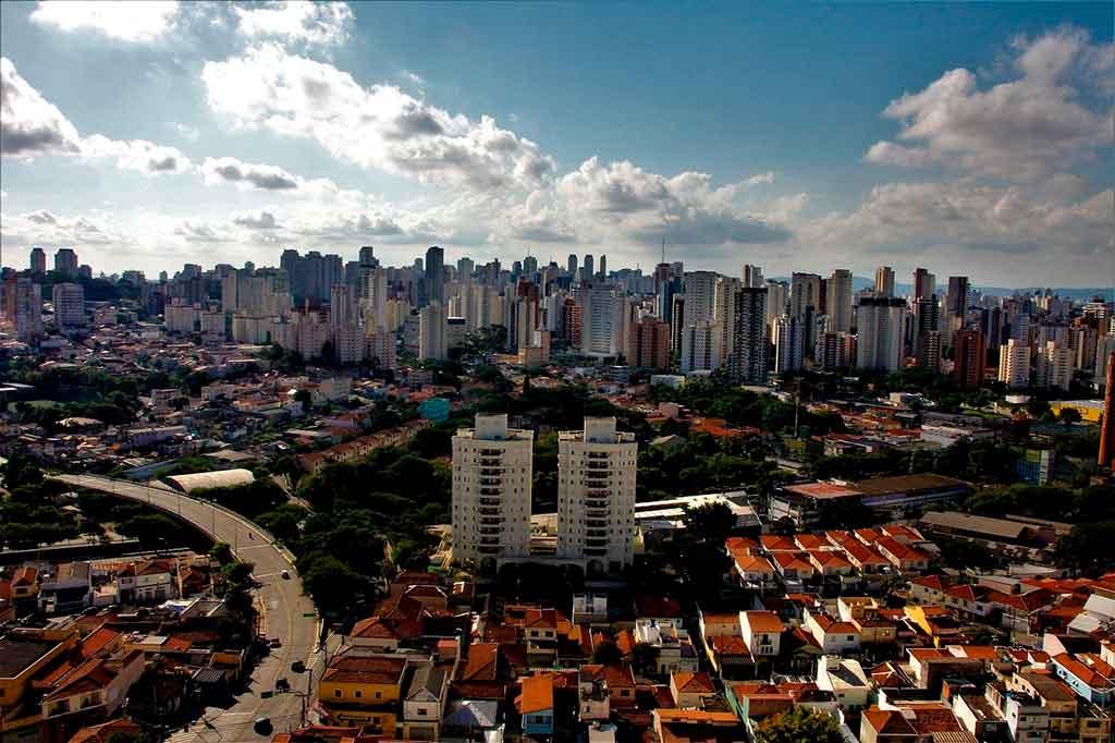 Maiores cidades do Brasil: São Paulo