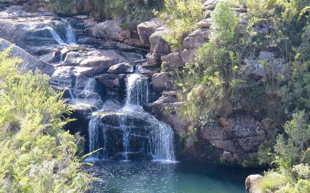 Parque Nacional do Itatiaia: Cachoeira das flores