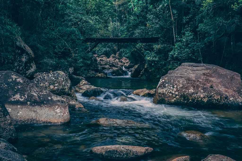 Parque Nacional do Itatiaia: Parte baixa