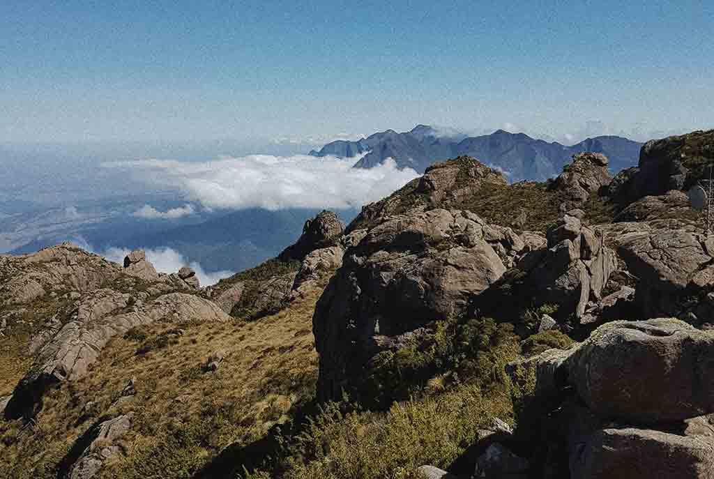 Pico Agulhas Negras, Resende RJ