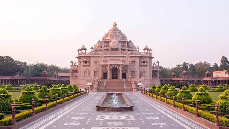 Cidades futuristas: Gandhinagar