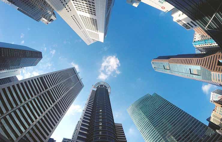 Quais são as Cidades futuristas