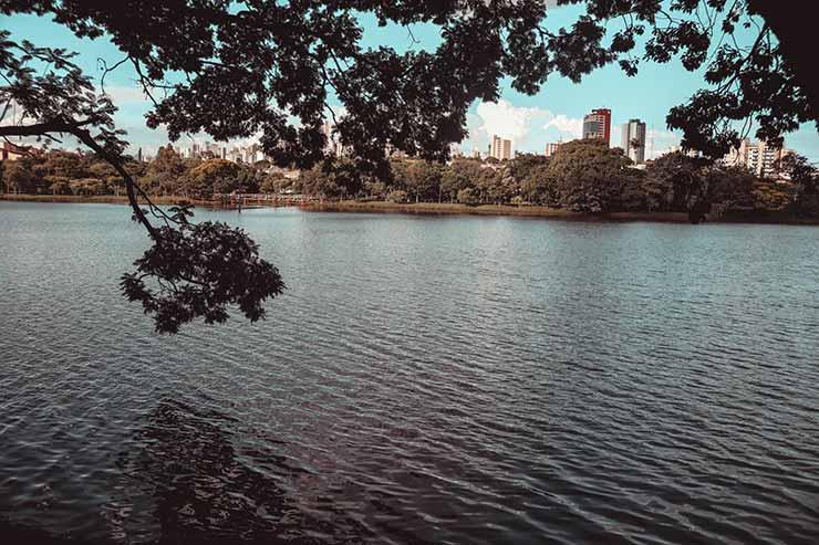 Clima em Londrina: Média de Temperatura