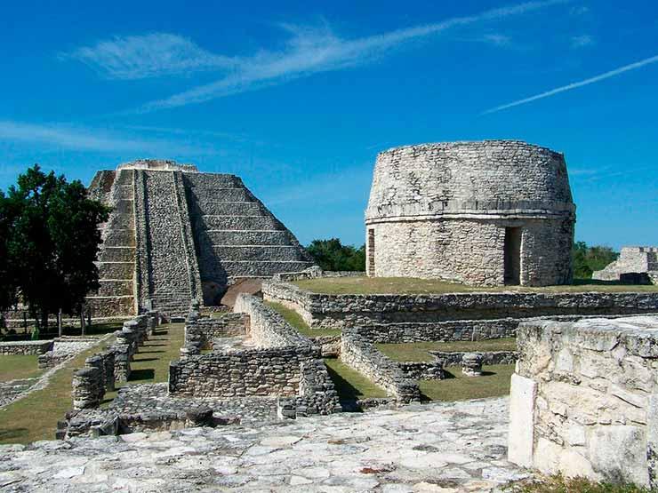Ruínas de Mayapán
