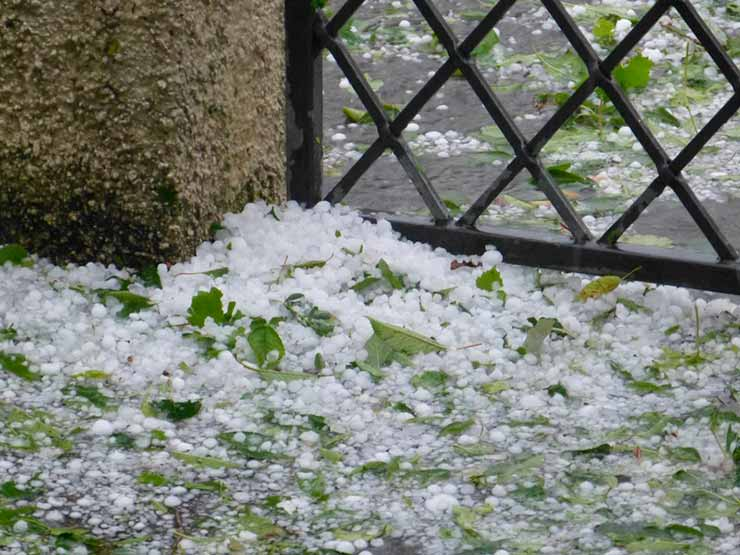 Neve no Brasil Gramado