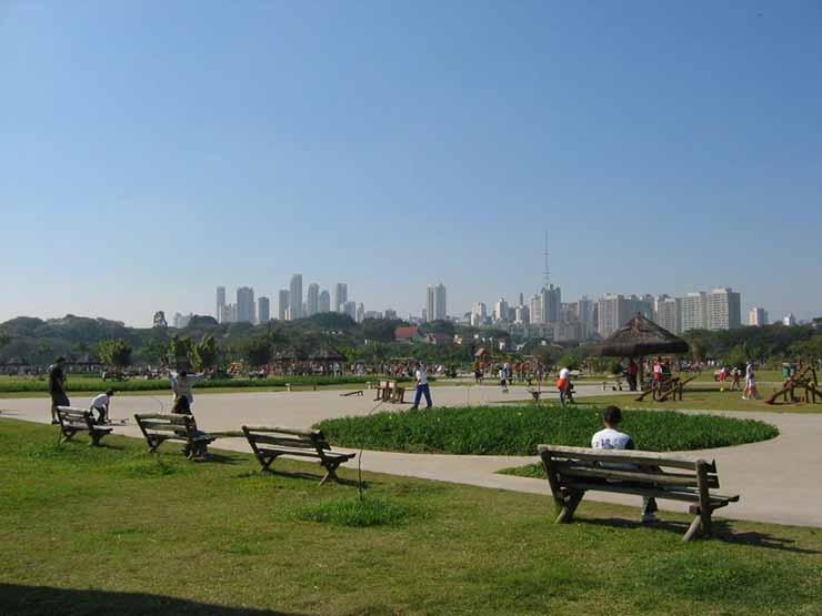 Parque em Osasco, SP