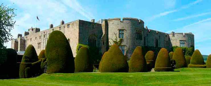 Castelos do País de Gales