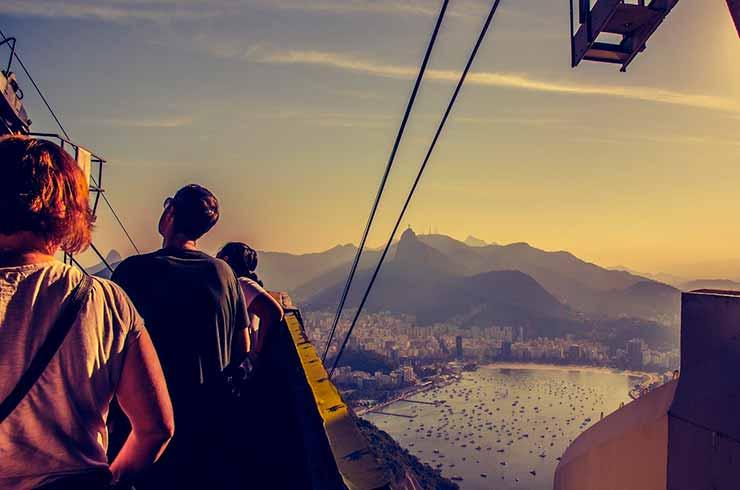 Como chegar ao Pão de Açúcar, Rio de Janeiro