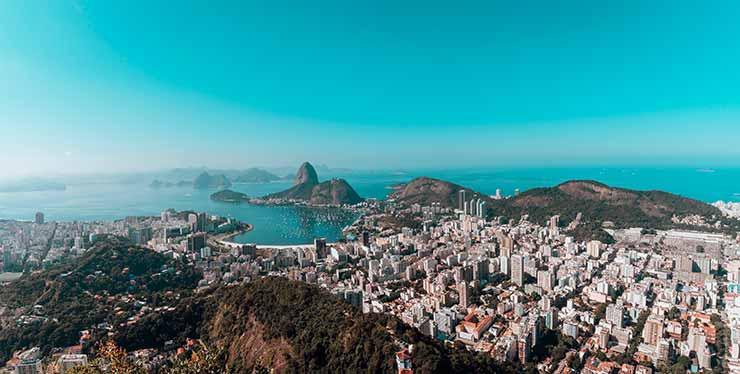 Onde fica o Pão de Açúcar, Rio de Janeiro