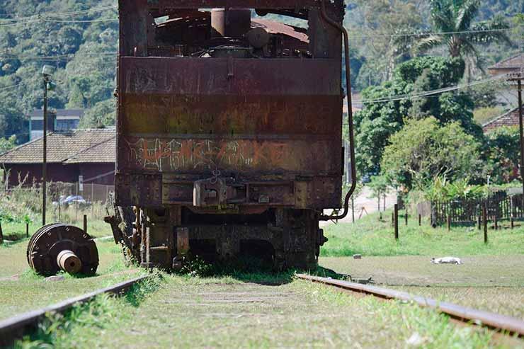 Vila Ferroviária Paranapiacaba